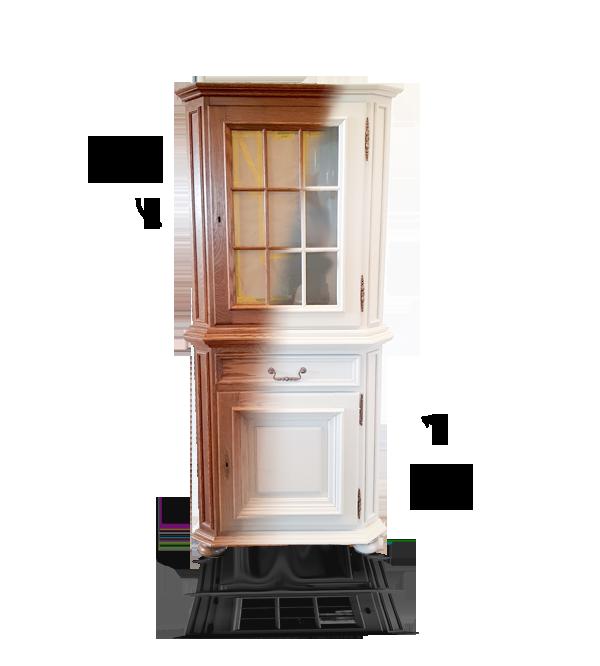keukenrenovatie_losse kast